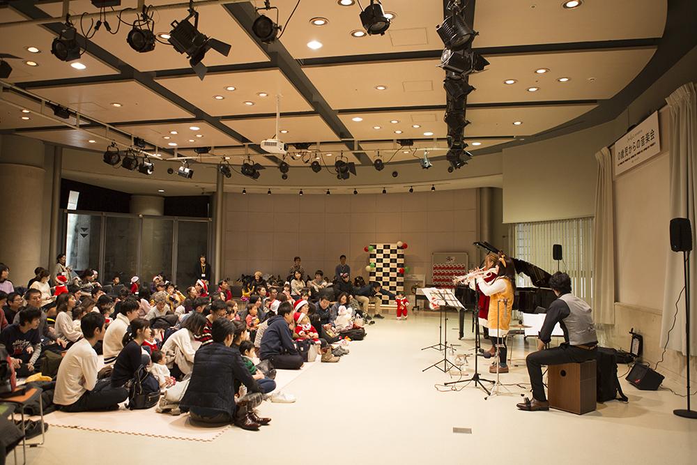 2019年度の「0歳児からの音楽会」のスケジュールが決まりました!今年は4回開催します♪