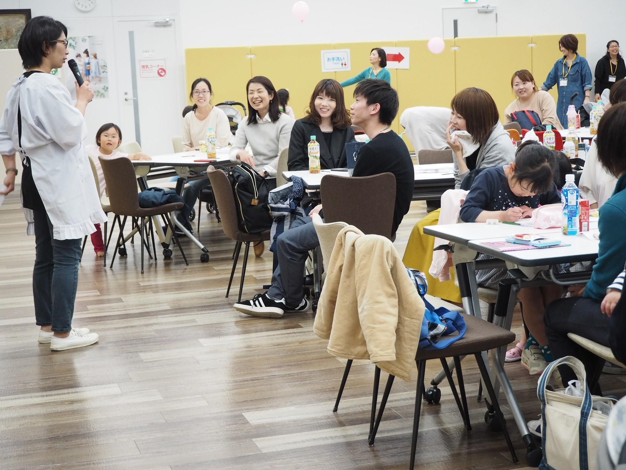 【開催レポ】4/28(日)くわばたりえさんの「出張!メガネのママ友会in神戸」終了しました!【関西2DAYS公演・2日目】