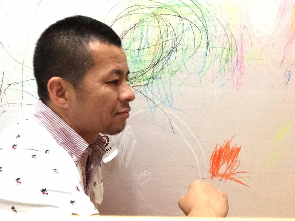 【0歳児から参加OK!】第3回『ゆびえのぐで大きな紙に思いっきり絵を描こう!~パパ&ママと一緒にトコトン遊ぶ夏の ...