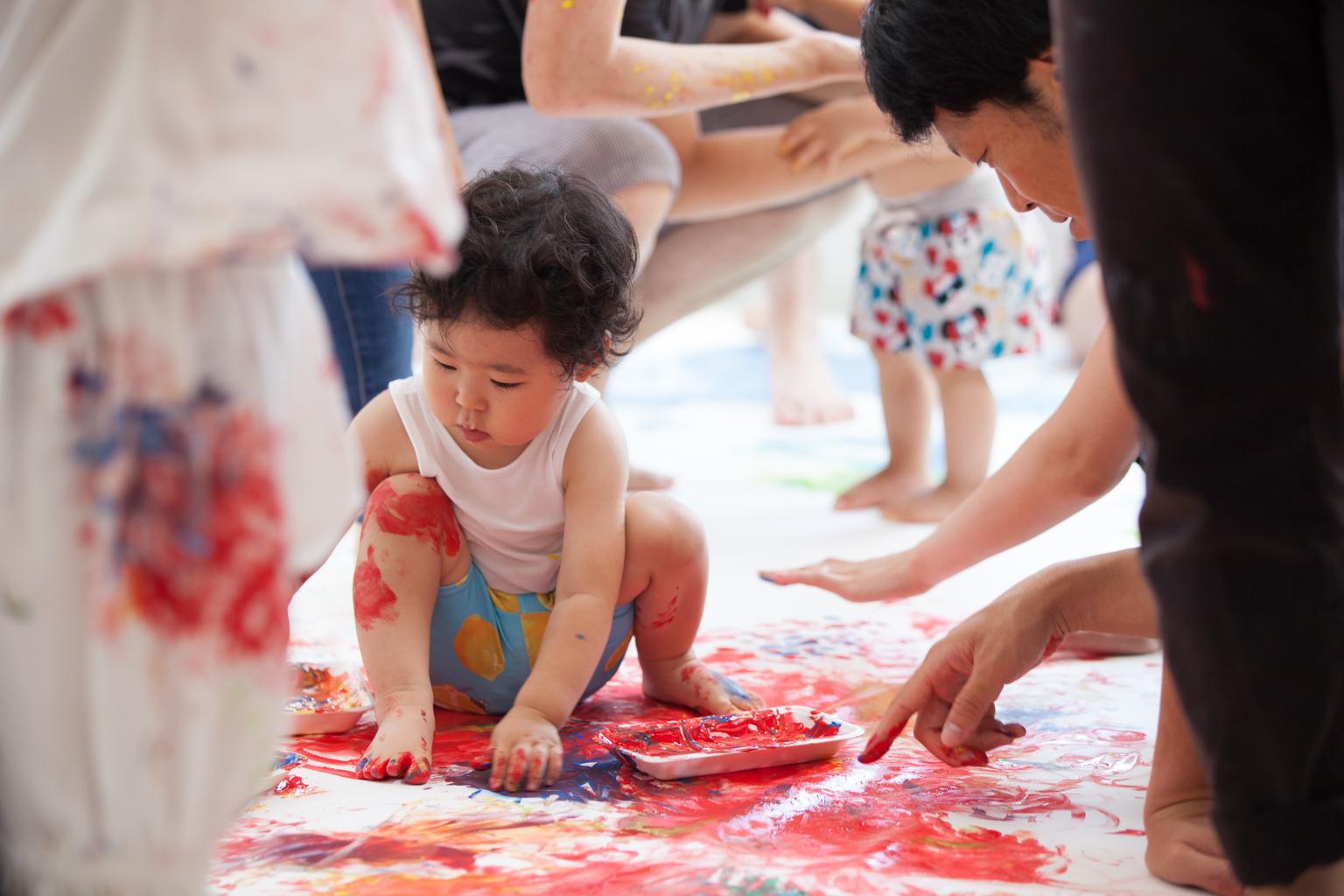 【最終回】さぁ!ラクガキを親子で楽しもう!|乳幼児の身体と感覚の発達を育むラクガキ遊びvol.6 | スマイルママ